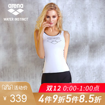 Arena Arina swimsuit woman Conservative skinny cover new flat angle split bathing dress Girl