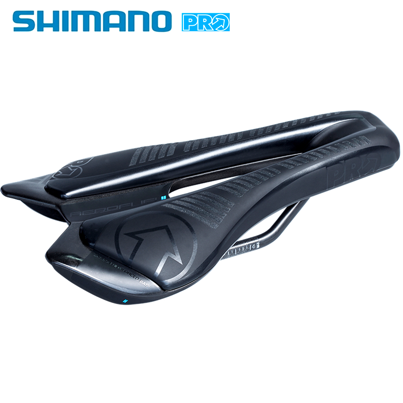 Quality Assurance Products SHIMANO Shimano PRO Seat Bicycle Parts Ironman Triathlon TT Carbon Fiber Seat Cushion