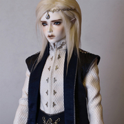 The European BJD SD 3 elf doll soom supergem dia elf head elf.