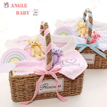 Newborn Baby Gift Box Clothing set Full Moon supplies 0-3 months male and female Bao autumn and winter cotton Daquan bag