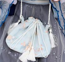 Бархатное кружево ханьская сумка античный стиль Сумка женская косая крест сумочка сумка китайский стиль сумка сотовый телефон античный стиль сумка
