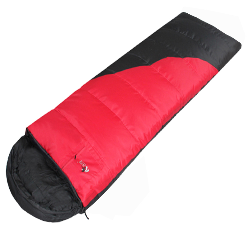 Wild people warm four seasons adult outdoor indoor winter warming cotton single person can splice sleeping bag package