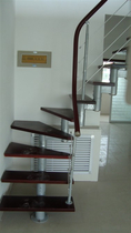 Manufacturer Custom Neck keel overall staircase guardrail column