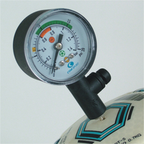 Ball pressure gauge pointer ball with pressure gauge soccer basketball Volleyball referee Special Stress gauge