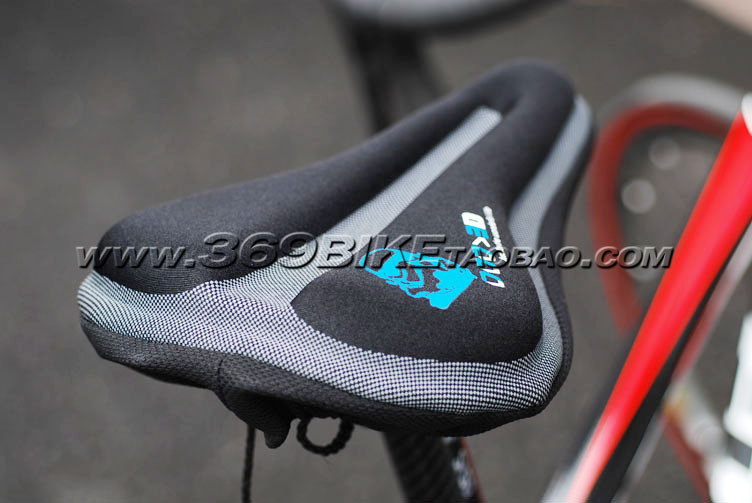 XXF Little Cyclone 3D Silicone Cushion Cover Thicken Cushion Cover Bike Seat Cover MTB Seat Cushion Cover Accessories
