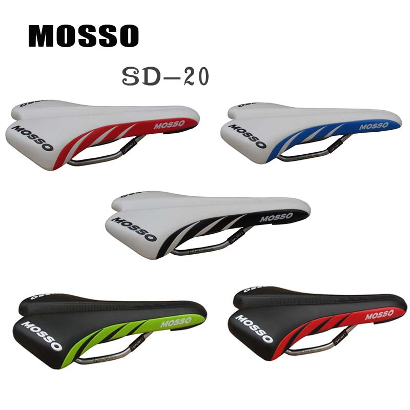 13 MOSSO SD-20 mountain bike cushions Saddle seat sardine bow compression Authentic value