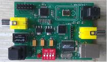 SRC 4392 Asynchronous Frequency-Up Decoder (with USB/Coaxial/Optical Fiber/I2S)