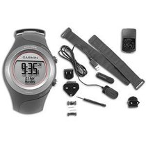 Crown GARMIN FORERUNNER 410 Smart Leader GPS Heart Rate Band