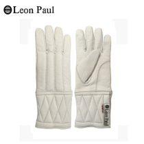 Leonpaul Paul Fencing Flower Sword Leather Fencing Gloves