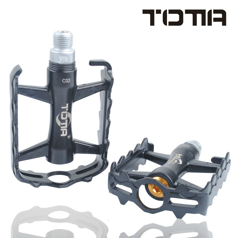 [The goods stop production and no stock]TOTTA C02 Mountain Bike Bearing Bicycle Foot Road Bike Palin Mountain Bike Pedal