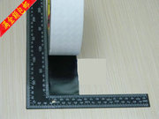 5CM wide black double-sided adhesive fin radiator heat conductive glue powder paste 10 cm long