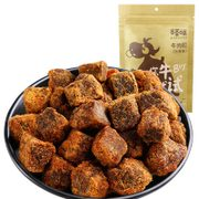 Tmall supermarket becheery Spiced Beef grain 100g dried beef cooked specialty meat snacks