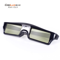 New Cheng Yue Coolux cool Music projector DLP link active shutter 3D glasses