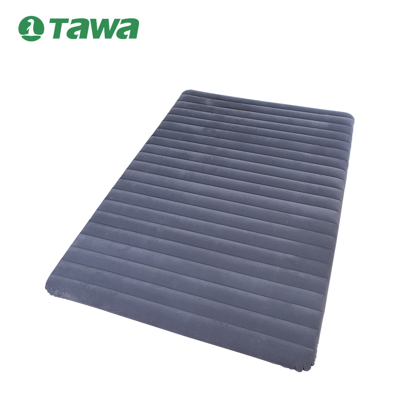 [The goods stop production and no stock]Germany TAWA camping moisture-proof double thick widening air bed car outdoor home inflatable mattress
