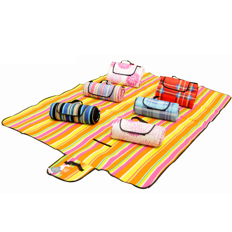 Outdoor picnic mat to increase widening double multi-person camping camping thickening cushion leisure mat more specifications