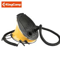 KingCamp Corner Foot pump Inflatable pad air pump safe and durable 3L inflator KA3659