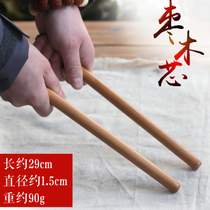 Xuan Crane Musical instrument jujube core drum hammer small drumstick drumming rod 29 cm