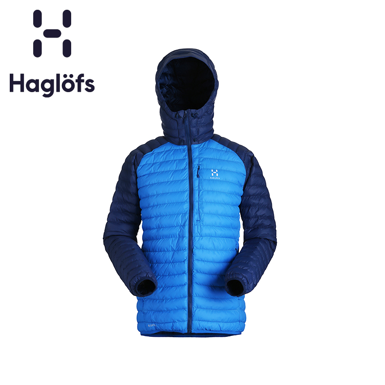 Haglofs Matchstick Men's Outdoor Sports Wind-proof, Air-permeable, Moisture-permeable, Lightweight Heating Jacket 603158 European Edition