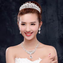 New Wedding dress Accessories necklace Earrings Jewelry Necklace Necklace XNSP007