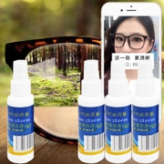 Glasses cleaning liquid eye wash glasses accessories mobile phone computer screen cleaner liquid water care solution to the dirt