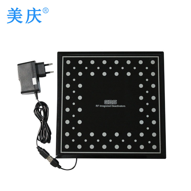 Meiqing supermarket anti-theft soft label degausser radio frequency security door cosmetics shampoo soft magnetic decoding board