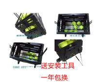 Tennis Basket Tennis Frame pick up basket pickup ball with wheel resistant to fall reinforced nylon. New Years great promotion of the whole country