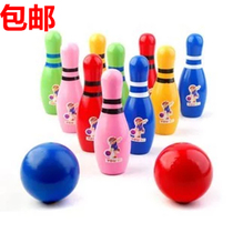Early education children Ball games bowling large creative childrens birthday Gifts 6161 kids  Day gifts