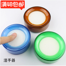 Colored round 溼 sponge pool water-stained cylinder water-tapping waterer financial supplies