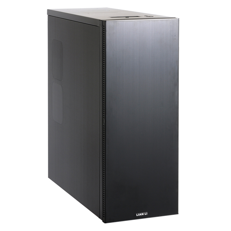 Lian Li PC-A76WX PC-A76X Full Tower Chassis Internal Black USB3.0