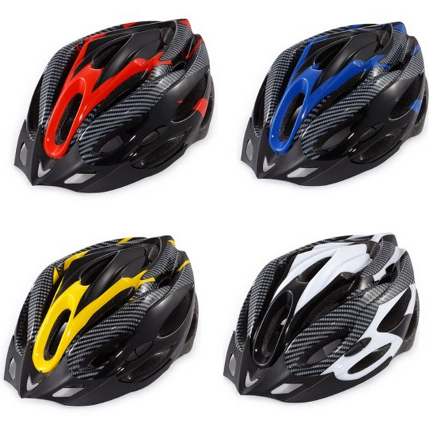 Cycling Helmets Bicycle Helmets Safety Helmets Imitate Integrated Forming Helmets Bicycle Equipment Accessories