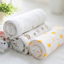 Baby bamboo fiber thin summer infant class a Jersey fabric cloth cotton knitted cotton underwear prints