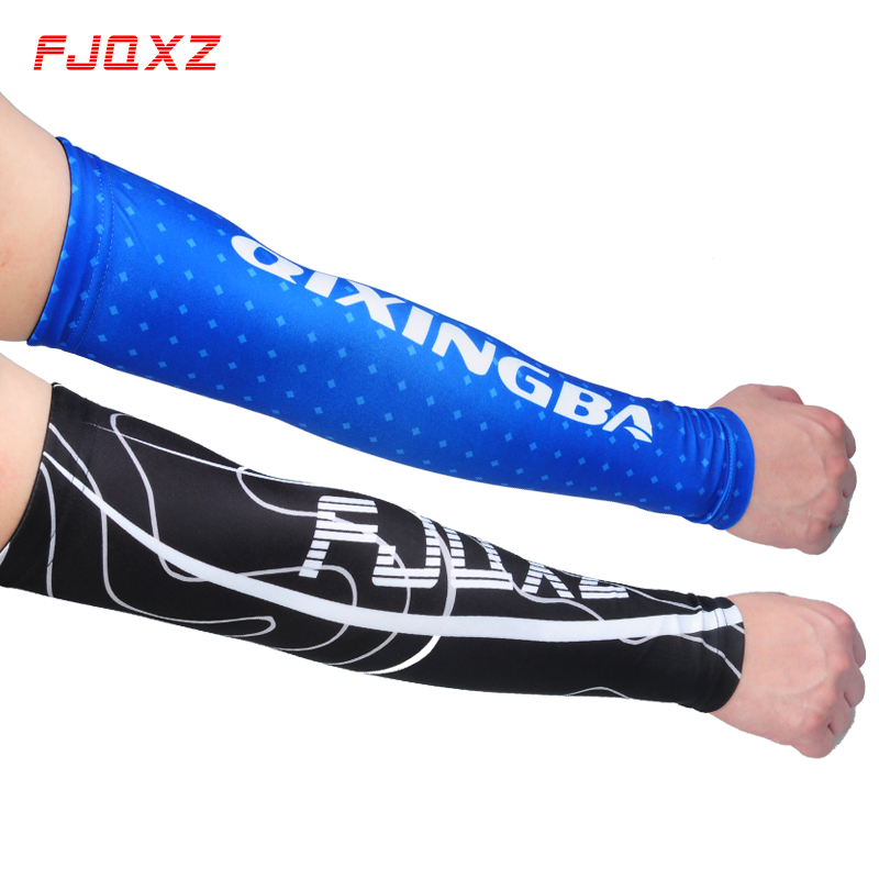 Fjqxz ice silk cuff riding cuff sunscreen driving sleeve outdoor riding cuff UV protection arm sleeve