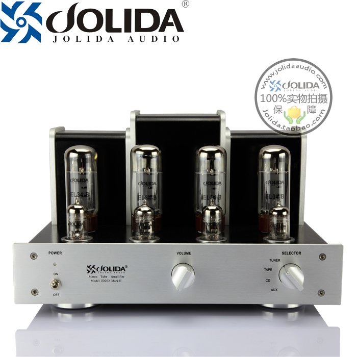 [The goods stop production and no stock] United States JOLIDA JD202MKII Tube Amplifiers Tube Amplifiers Tube Amplifiers