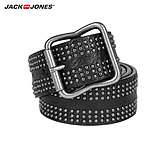 JackJones Jack Jones men leather rivet belt belts belt O-215377013