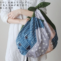 Spot Japanese system (Katakata) Xmusibi cooperation section of the wind-coated bear series of big cloth