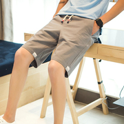 2 pieces of 5 summer sports pants five men's casual pants shorts pants baggy pants in summer
