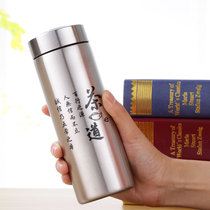 Custom double-layer stainless steel insulation cup will sell business Cup custom printing logo promotional Advertising cup gift water Cup