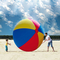 New oversized inflatable beach ball play water polo outdoor playing ball square large prop ball event stage decoration