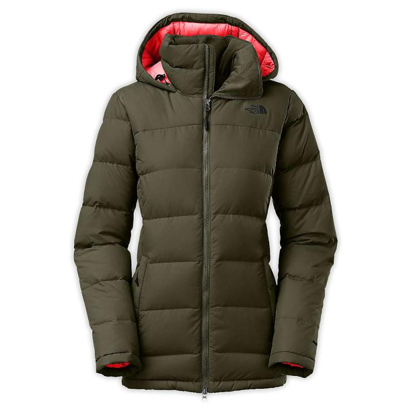 US Direct Mail The NORTH FACE/North 10284627 Female Outdoor Winter Warm Down Suit Package