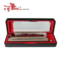 Swan SW1248 playing the sound of the harmonica C tune 12 ho