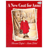 A New Coat for Anna (Dragonfly Books) Anna's new clothes 9780394898612