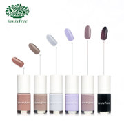 Innisfree/ Innisfree vitality nail polish dress series nude candy colored sequins 16 color