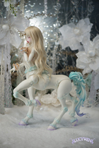 BJD Doll SD Female 1 4 FL Lucywen Little Flying Horse