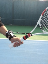 Patented genuine tennis fixed wrist trainer quickly grasp the essentials of the swing to correct the wrong wrist movements