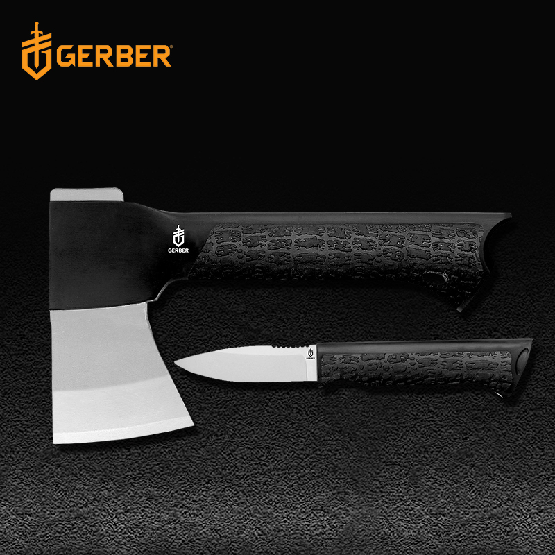 United States Gebo GERBER Axe Outdoor Axe Logging Axe Axe Camping Axe Engineer Axe 31-001054