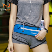 Exercise pocket multifunctional running mini bag for male and female fitness outdoor mobile phone pocket stealth waterproof