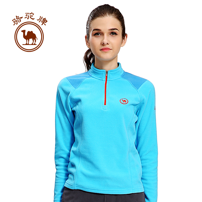 Camel brand sweater couple style spring and autumn warm ventilation Pullover for men and women