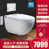 Support flowers Support Ant Flower Fuji Valley TUNGO wall-mounted smart toilet into wall-mounted home